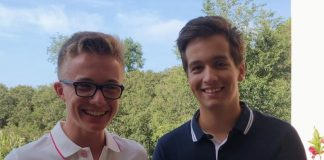 Leonardo Marcuzzi e Marco Mallardi ideatori della Plastic Catchers