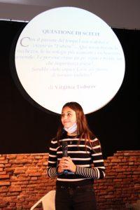 Oltre il muro, Virginia Tudorov