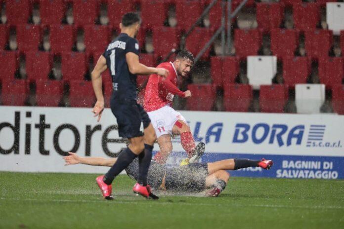 Triestina 0-1 Sambenedettese