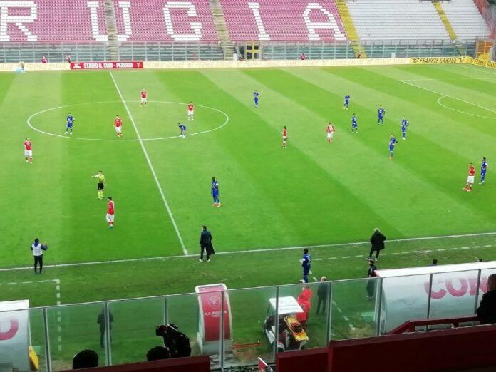 Perugia Triestina 2-1
