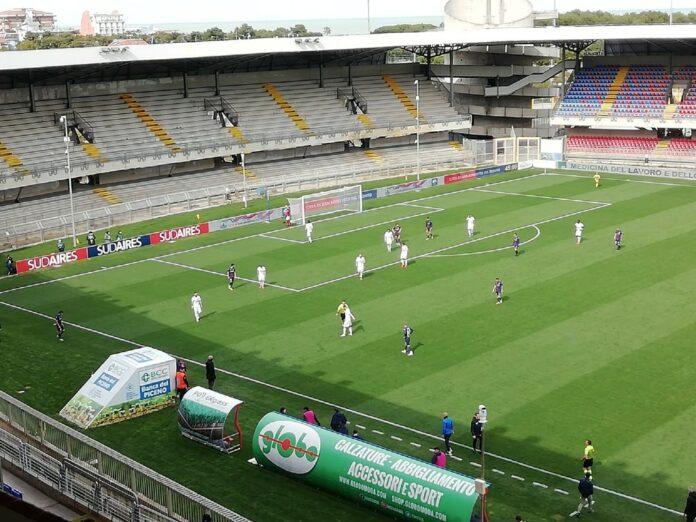 Sambenedettese Triestina 1-0