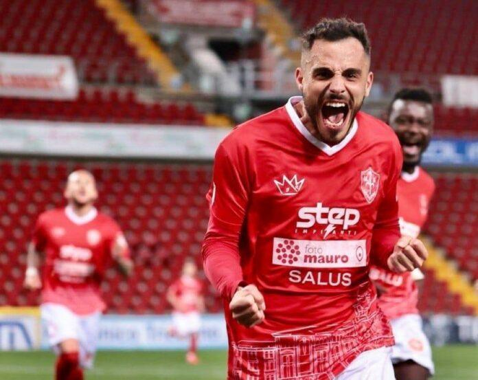 Triestina Padova 1-0