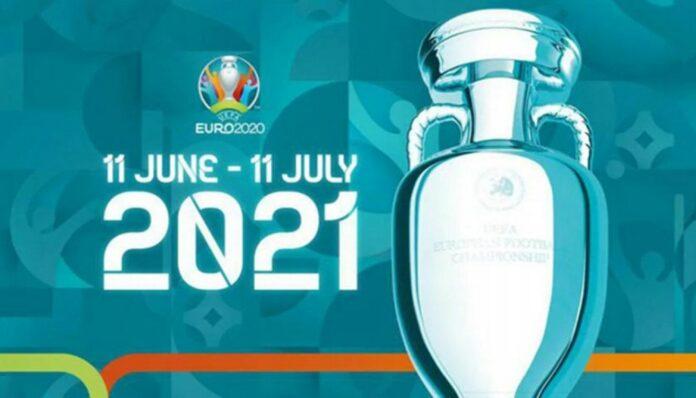 Euro2020 date torneo