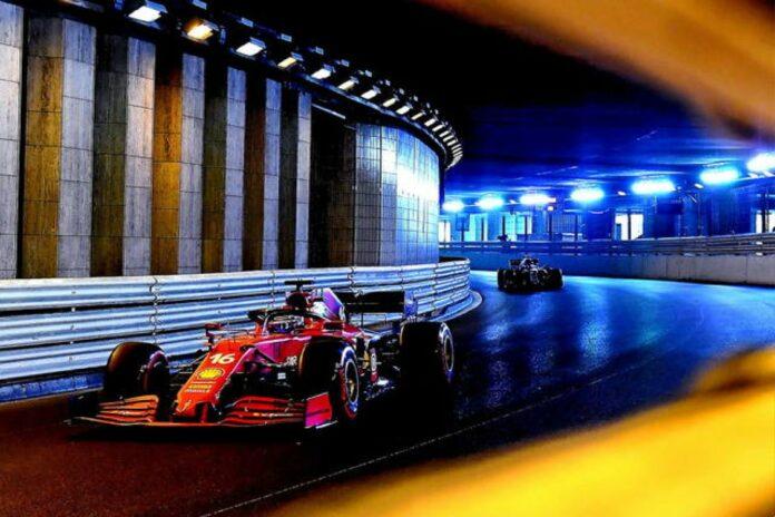 Formula1 GP Monaco