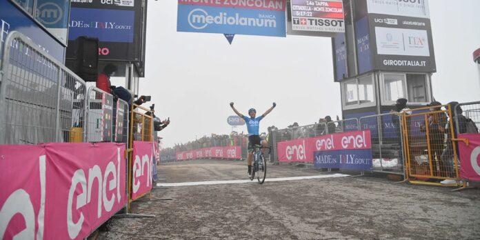 Quattordicesima tappa Giro2021