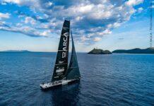 Fast and Furio Sailing Team Giraglia 2021 mare ambiente