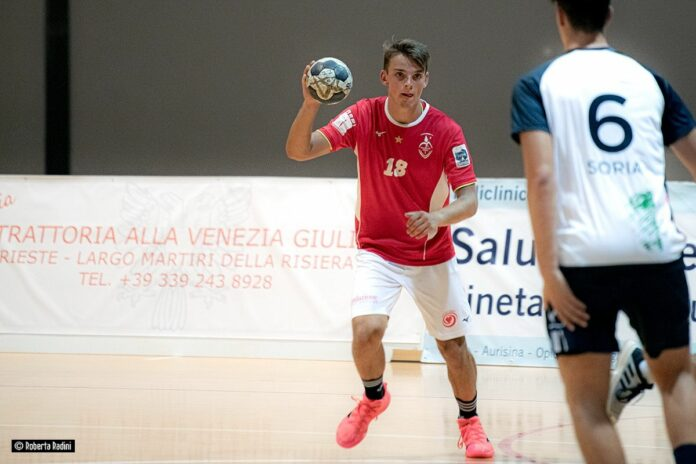 Pallamano Trieste Italia U19