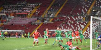 Triestina-Piacenza 2-2